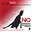 NO all�uso degli animali nei Palii!